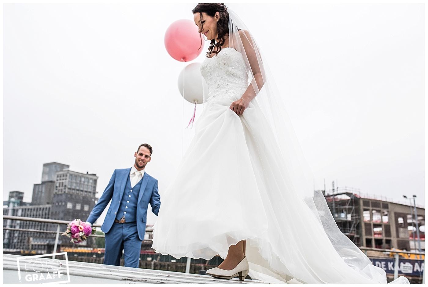bruidsfotografie de vertrekhal rotterdam_0317