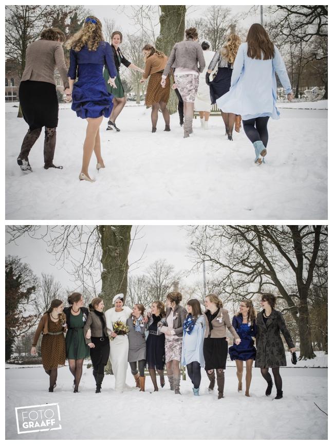 huwelijk in Delft in de sneeuw_0778
