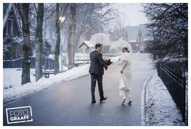 huwelijk in Delft in de sneeuw_0785