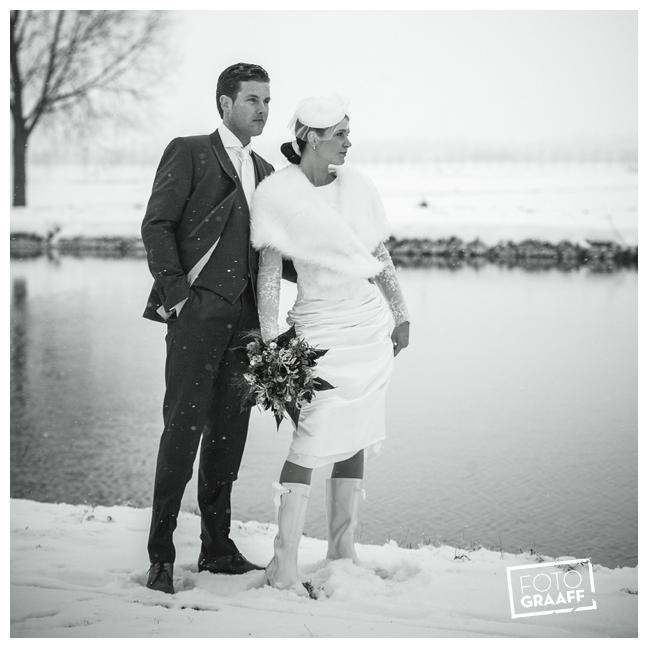 huwelijk in Delft in de sneeuw_0799