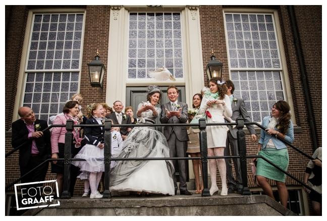 Bruidsfotografie en huwelijk in Kasteel Rhenen_1144