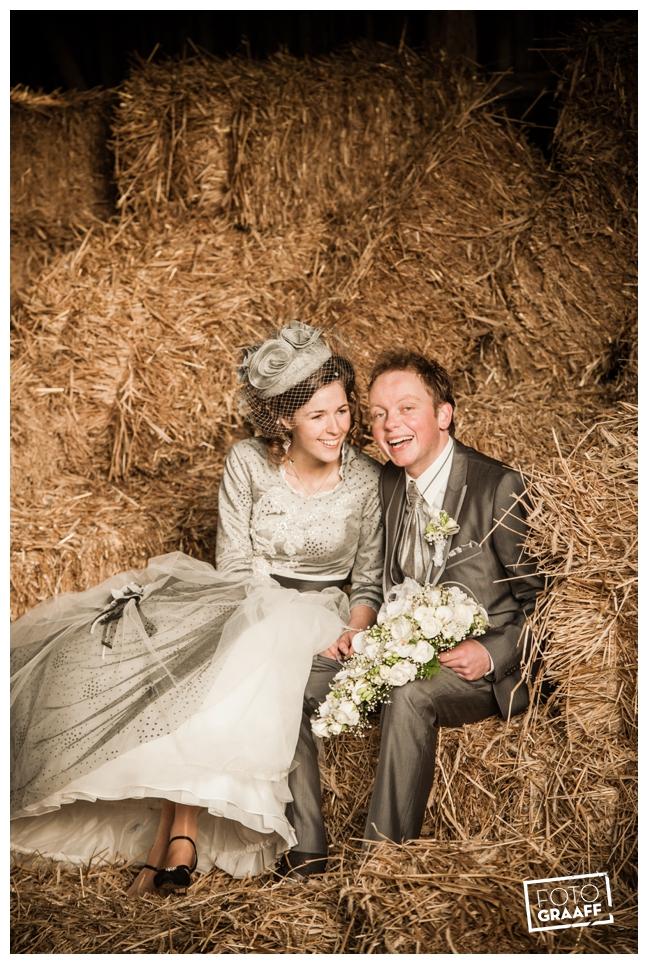 Bruidsfotografie en huwelijk in Kasteel Rhenen_1148
