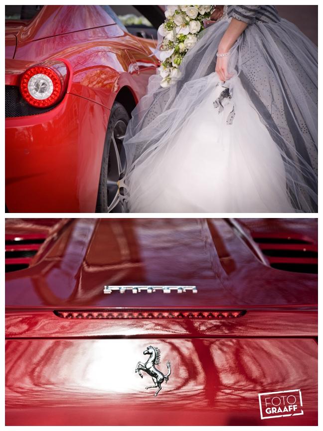 Bruidsfotografie en huwelijk in Kasteel Rhenen_1159