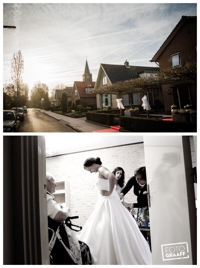 Bruidsfotografie en huwelijk in Kasteel Staverden_1098