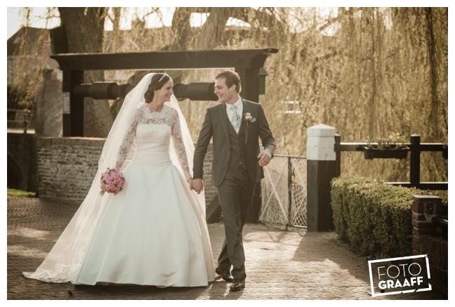 Bruidsfotografie en huwelijk in Kasteel Staverden_1105