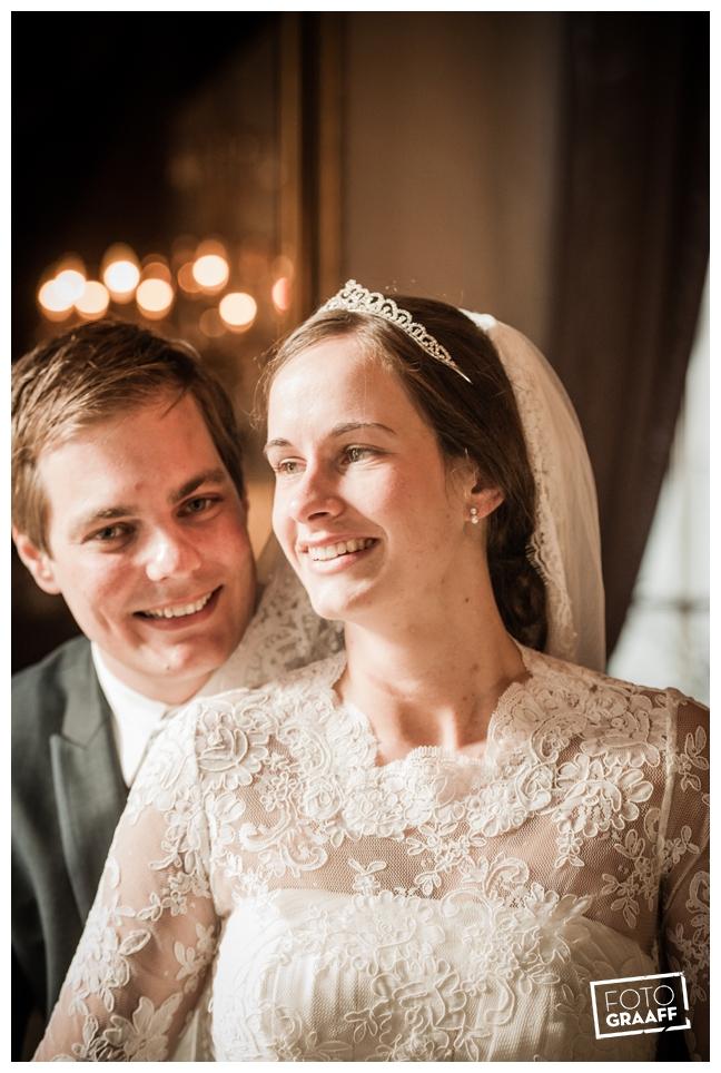 Bruidsfotografie en huwelijk in Kasteel Staverden_1106