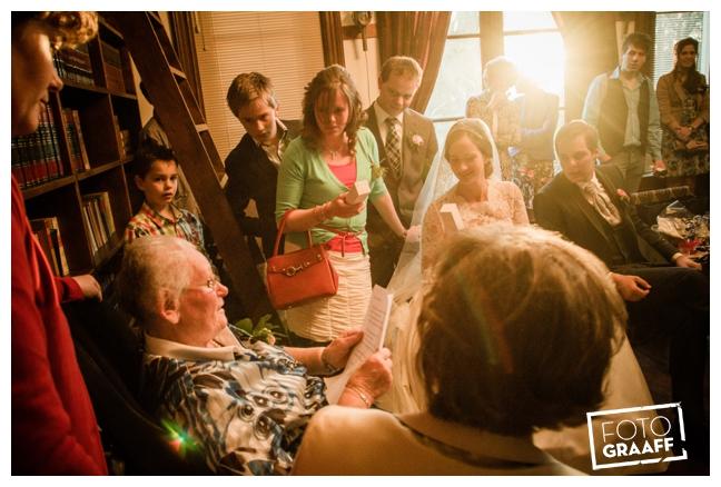 Bruidsfotografie en huwelijk in Kasteel Staverden_1118