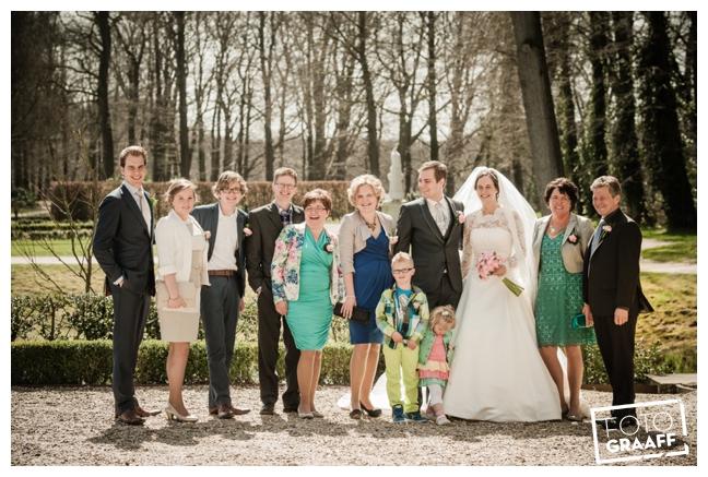 Bruidsfotografie en huwelijk in Kasteel Staverden_1122
