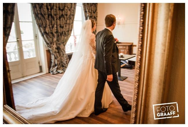 Bruidsfotografie en huwelijk in Kasteel Staverden_1128