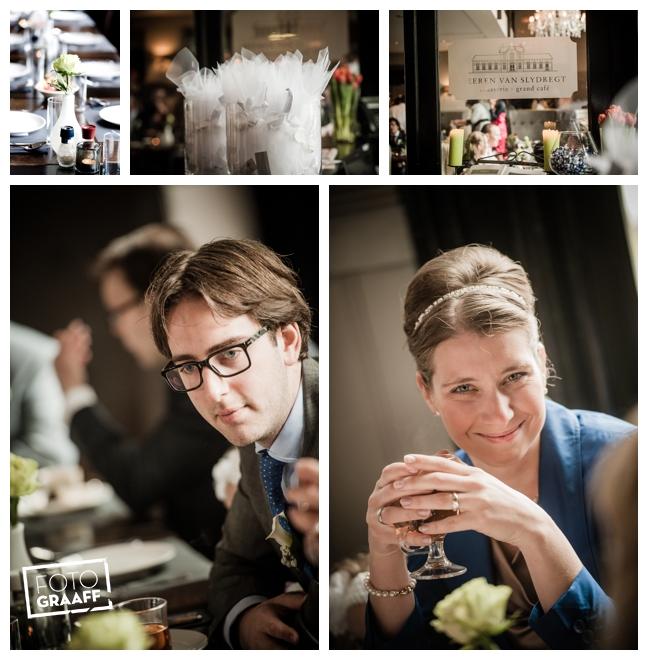 Bruidsfotografie in Dordrecht en feest In de skybar bij Hotel van der Valk Dordrecht_1066