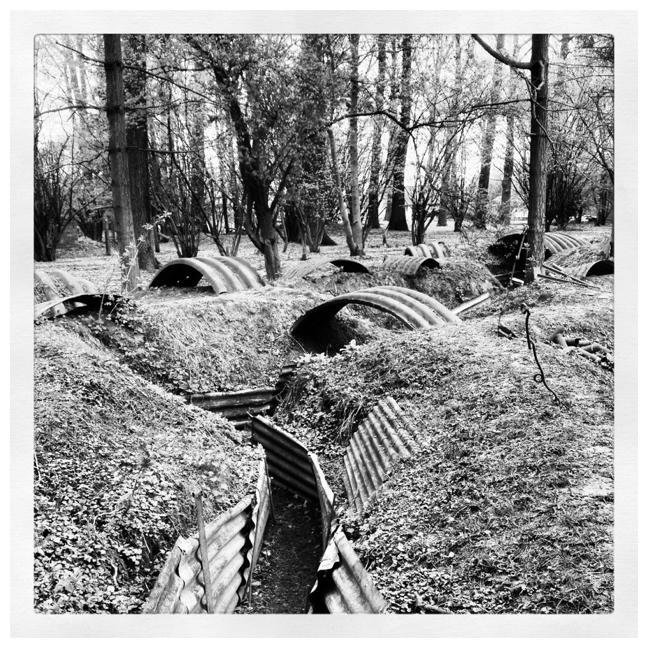 Loopgraven Ieper