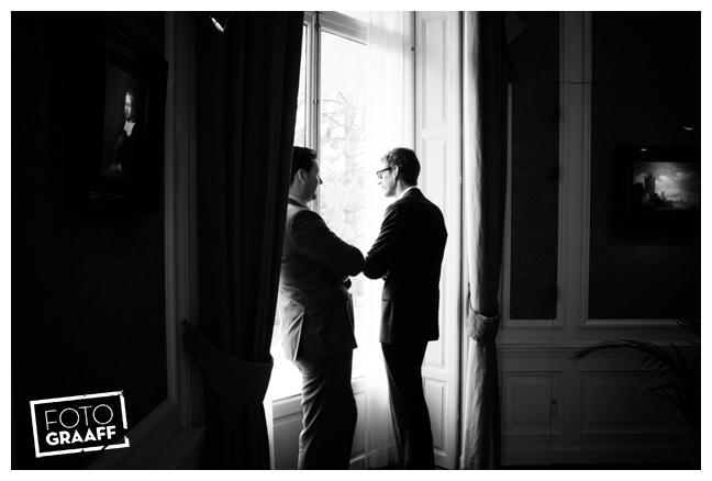 Bruidsfotografie en huwelijk in Kasteel de Vanenburg_1183