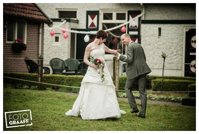 Bruidsfotografie en huwelijk in Kasteel de Vanenburg_1190