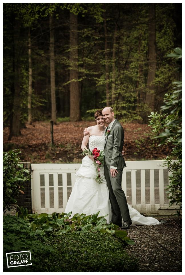 Bruidsfotografie en huwelijk in Kasteel de Vanenburg_1192