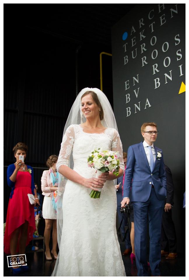 Huwelijk in Oud Beijerland Geert en Andrea en feest in Hotel Ara_0203