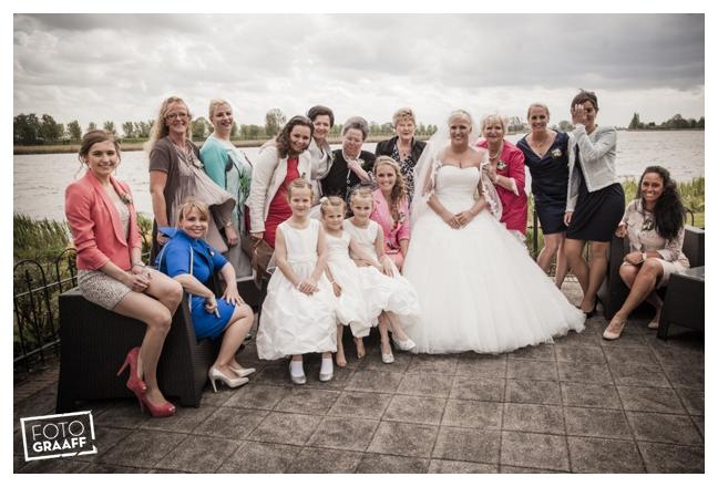 Huwelijk in Oud Beijerland van Harry en Lizzy_0097