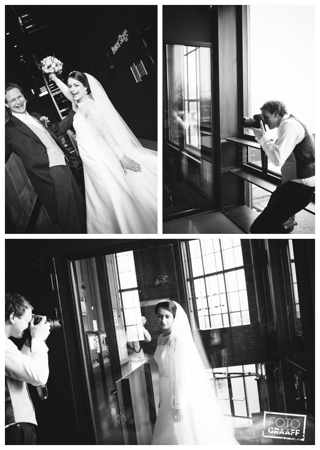 bruidsfotografie in Leerdam en feest in Hotel Ara_523